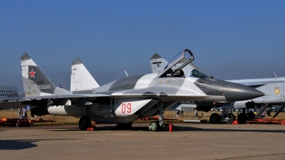 Photo ID 133688 by Peter Terlouw. Russia Air Force Mikoyan Gurevich MiG 29SMT 9 19, RF 92929