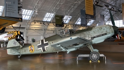 Photo ID 133809 by Johannes Berger. Private Flying Heritage Collection Messerschmitt Bf 109E 3, NX342FH