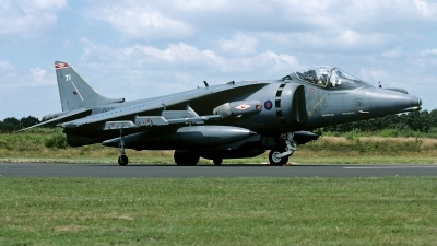 Photo ID 133745 by Carl Brent. UK Air Force British Aerospace Harrier GR 9, ZG500