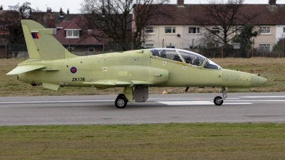 Photo ID 17407 by Scott Rathbone. Company Owned BAE Systems BAE Systems Hawk 132, ZK138