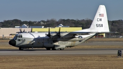 Photo ID 133866 by Johannes Berger. USA Navy Lockheed C 130T Hercules L 382, 165158