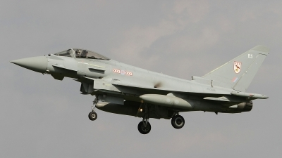 Photo ID 134007 by Paul Newbold. UK Air Force Eurofighter EF 2000 Typhoon FGR4, ZK328