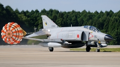 Photo ID 134231 by Mark Munzel. Japan Air Force McDonnell Douglas F 4EJ KAI Phantom II, 37 8315