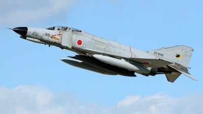Photo ID 134233 by Mark Munzel. Japan Air Force McDonnell Douglas F 4EJ KAI Phantom II, 37 8315