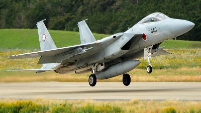 Photo ID 134203 by Mark Munzel. Japan Air Force McDonnell Douglas F 15J Eagle, 22 8940