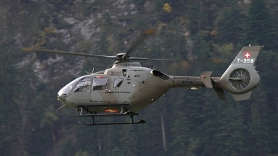 Photo ID 134305 by Agata Maria Weksej. Switzerland Air Force Eurocopter TH05 EC 635P2, T 358