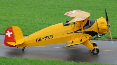 Photo ID 134419 by Martin Thoeni - Powerplanes. Private Private Bucker Bu 133C Jungmeister, HB MKR