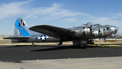 Photo ID 134397 by Thomas Ziegler - Aviation-Media. Private Commemorative Air Force Boeing B 17G Flying Fortress 299P, N9323Z