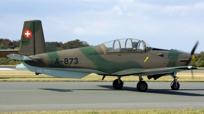 Photo ID 134495 by Rainer Mueller. Private P 3 Flyers Pilatus P 3 05, HB RCL