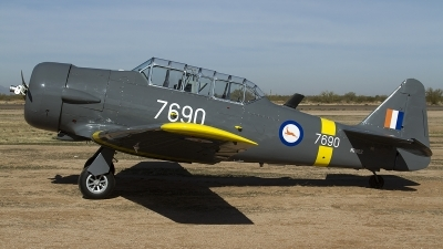 Photo ID 134553 by Thomas Ziegler - Aviation-Media. Private Private North American AT 6B Texan, N76BZ