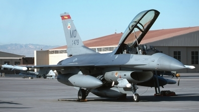 Photo ID 134540 by Peter Boschert. USA Air Force General Dynamics F 16D Fighting Falcon, 91 0479