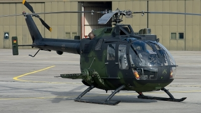 Photo ID 134855 by Rainer Mueller. Germany Army MBB Bo 105P PAH 1, 86 97