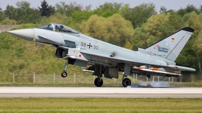Photo ID 134886 by Andreas Zeitler - Flying-Wings. Germany Air Force Eurofighter EF 2000 Typhoon S, 98 30