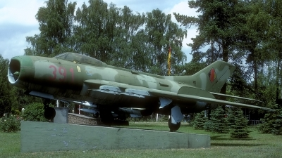 Photo ID 135067 by Rainer Mueller. East Germany Air Force Mikoyan Gurevich MiG 19PM, 391