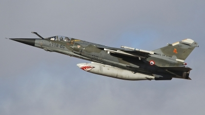 Photo ID 135012 by Ruben Galindo. France Air Force Dassault Mirage F1CR, 642