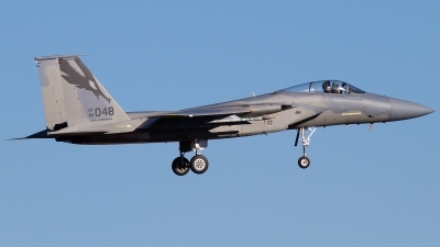 Photo ID 135078 by Russell Hill. USA Air Force McDonnell Douglas F 15C Eagle, 80 0048