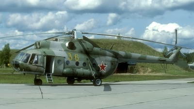 Photo ID 135072 by Rainer Mueller. Russia Air Force Mil Mi 8T, 36 YELLOW