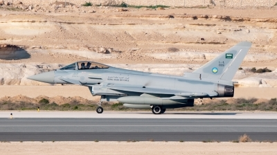 Photo ID 135085 by Pieter Stroobach. Saudi Arabia Air Force Eurofighter EF 2000 Typhoon F2, 1009