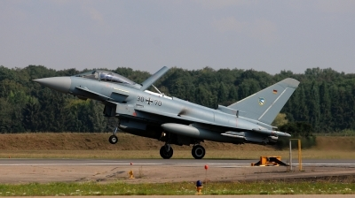 Photo ID 135183 by Alex Staruszkiewicz. Germany Air Force Eurofighter EF 2000 Typhoon S, 30 70