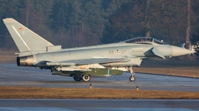 Photo ID 135179 by Andreas Zeitler - Flying-Wings. Germany Air Force Eurofighter EF 2000 Typhoon S, 98 07