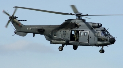 Photo ID 135204 by Arie van Groen. Netherlands Air Force Aerospatiale AS 532U2 Cougar MkII, S 447