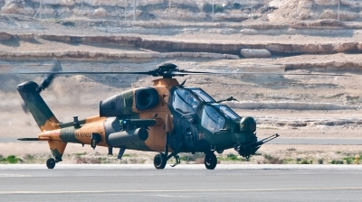 Photo ID 136964 by Pieter Stroobach. Turkey Army Agusta Westland TAI T 129 ATAK, 13 1005