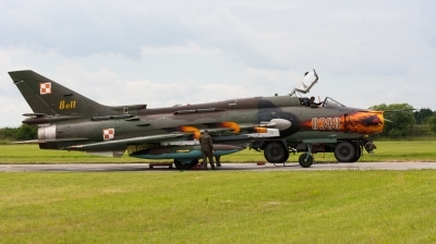 Photo ID 135369 by Andreas Zeitler - Flying-Wings. Poland Air Force Sukhoi Su 22M4 Fitter K, 8308