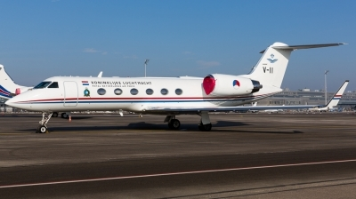 Photo ID 135461 by Andreas Zeitler - Flying-Wings. Netherlands Air Force Gulfstream Aerospace G IV SP Gulfstream IV, V 11