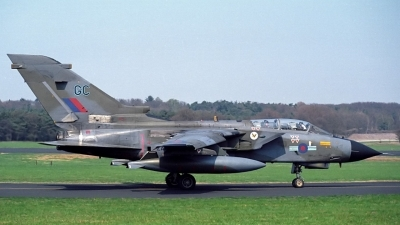 Photo ID 135424 by Peter Terlouw. UK Air Force Panavia Tornado GR1, ZA491