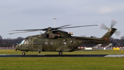 Photo ID 135478 by Alfred Koning. UK Air Force Agusta Westland EH 101 Merlin HC3 Mk411, ZJ120