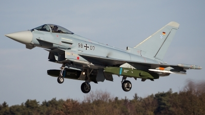 Photo ID 135652 by Andreas Zeitler - Flying-Wings. Germany Air Force Eurofighter EF 2000 Typhoon S, 98 07