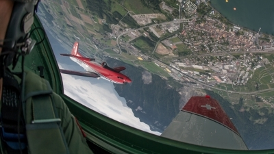 Photo ID 135668 by Philippe Rey. Switzerland Air Force Pilatus NCPC 7 Turbo Trainer, A 940