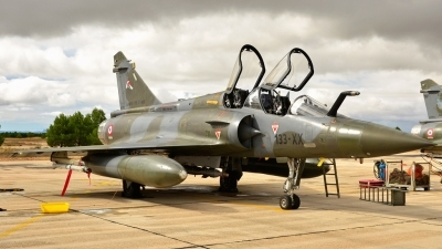 Photo ID 135723 by Ricardo Gomes. France Air Force Dassault Mirage 2000D, 610