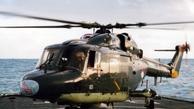 Photo ID 135707 by Jan Eenling. Netherlands Navy Westland WG 13 Lynx SH 14B, 265