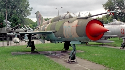 Photo ID 135871 by Sven Zimmermann. Russia Air Force Mikoyan Gurevich MiG 21SM,