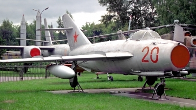 Photo ID 135872 by Sven Zimmermann. Russia Air Force Mikoyan Gurevich MiG 17,
