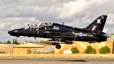Photo ID 135752 by Ricardo Gomes. UK Air Force British Aerospace Hawk T 1A, XX339