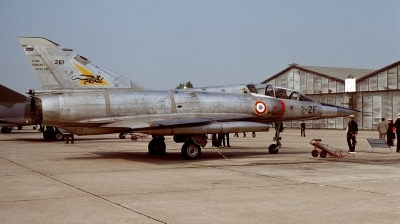 Photo ID 135819 by Alex Staruszkiewicz. France Air Force Dassault Mirage IIIBE, 261