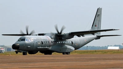 Photo ID 135834 by Chris Albutt. Portugal Air Force CASA C 295MPA Persuader, 16710