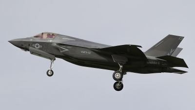 Photo ID 135825 by Joan le Poole. USA Marines Lockheed Martin F 35B Lightning II, 168731