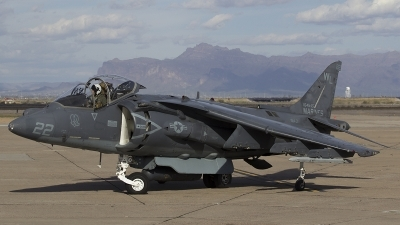 Photo ID 135891 by Joan le Poole. USA Marines McDonnell Douglas AV 8B Harrier II, 164545