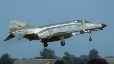 Photo ID 135924 by Rainer Mueller. Germany Air Force McDonnell Douglas F 4F Phantom II, 38 29