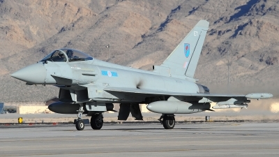 Photo ID 135945 by Peter Boschert. UK Air Force Eurofighter EF 2000 Typhoon FGR4, ZK318