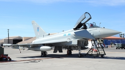 Photo ID 135944 by Peter Boschert. UK Air Force Eurofighter EF 2000 Typhoon FGR4, ZK318