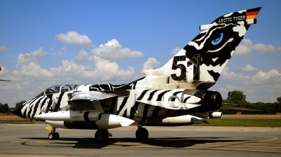 Photo ID 135988 by Alex Staruszkiewicz. Germany Air Force Panavia Tornado ECR, 46 57