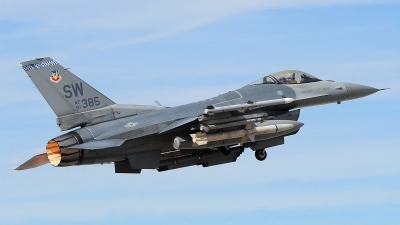Photo ID 135994 by Peter Boschert. USA Air Force General Dynamics F 16C Fighting Falcon, 91 0385