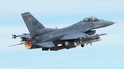 Photo ID 135995 by Peter Boschert. USA Air Force General Dynamics F 16C Fighting Falcon, 91 0380