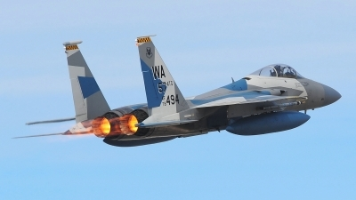 Photo ID 136078 by Peter Boschert. USA Air Force McDonnell Douglas F 15C Eagle, 78 0494