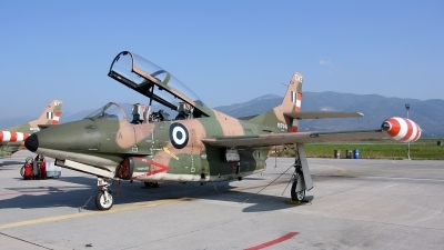 Photo ID 136114 by Kostas D. Pantios. Greece Air Force North American T 2C Buckeye, 157043