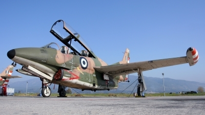 Photo ID 136243 by Kostas D. Pantios. Greece Air Force North American T 2C Buckeye, 157043